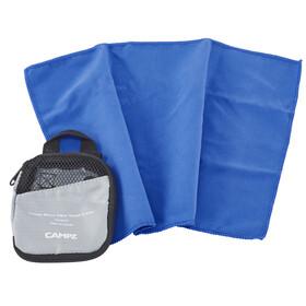CAMPZ Micro Fibre - Serviette de bain - S bleu